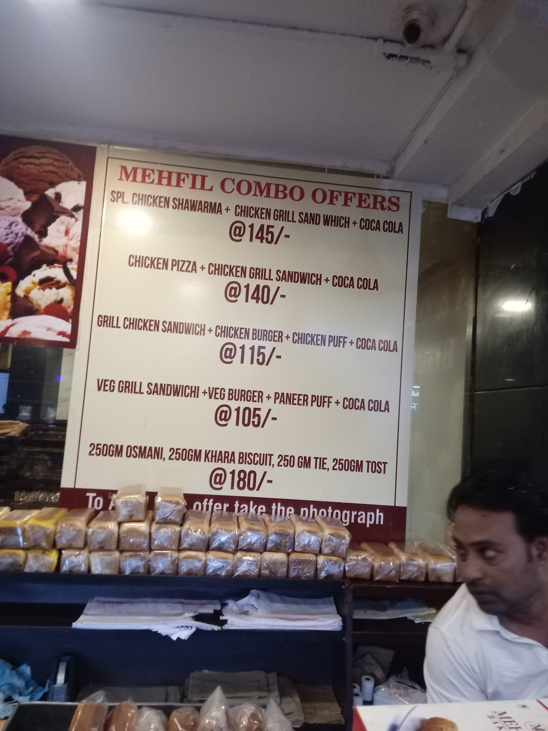 Mehfil Cafe and Restaurants Combo Offers